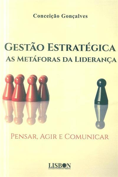 Gestão estratégica (Conceição Gonçalves)