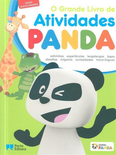 O grande livro de atividades Panda (Claudia Sofia d'Almeida)
