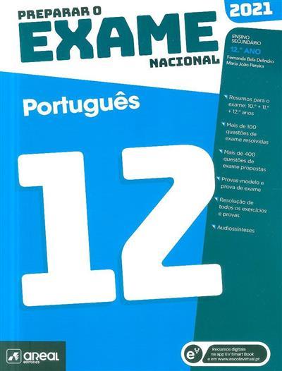 Português, 12º ano (Fernanda Bela Delindro, Maria João Pereira)