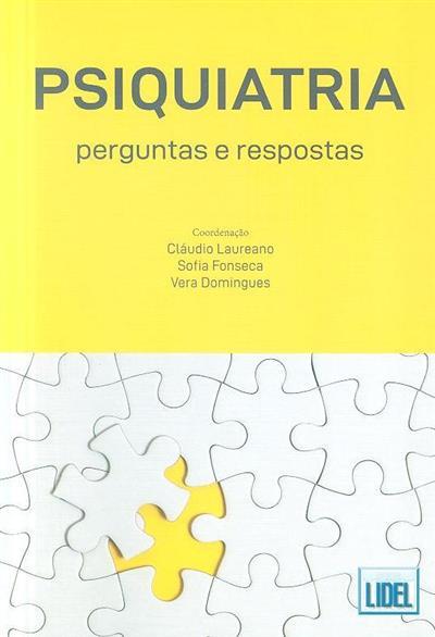 Psiquiatria (coord. Cláudio Laureano, Sofia Fonseca, Vera Domingues )
