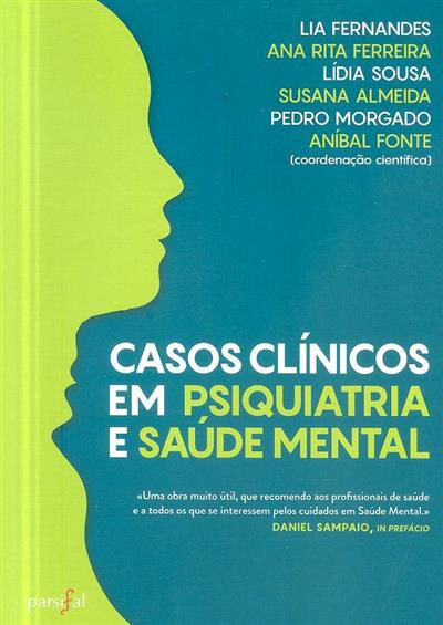 Casos clínicos em psiquiatria e saúde mental (Adrian Gramari... [et al.])