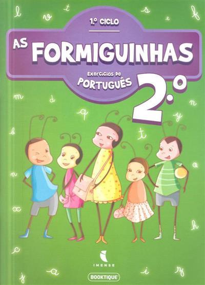 As formiguinhas ( Miguel Borges)