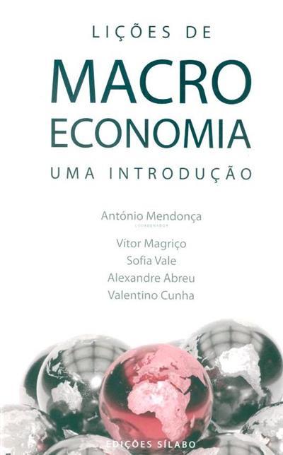 Lições de macroeconomia (coord. António Mendonça)