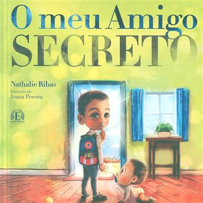 O meu amigo secreto (Nathalie Ribas)
