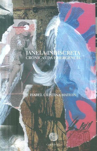 Janela indiscreta (Isabel Cristina Mateus)