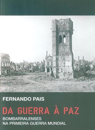 Da guerra à paz (Fernando Pais)