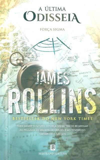 A última odisseia (James Rollins)