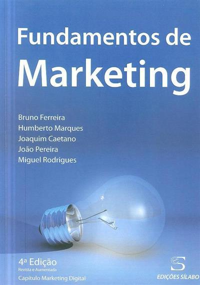 Fundamentos de marketing (Bruno Ferreira... [et al.])