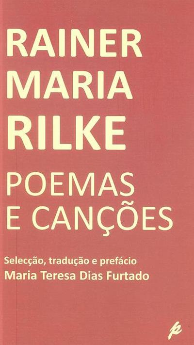 Poemas e canções (Rainer Maria Rilke)