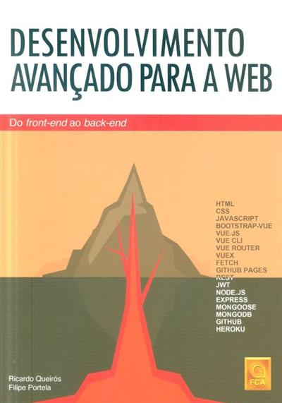 Desenvolvimento avançado para a web (Ricardo Queirós, Filipe Portela)