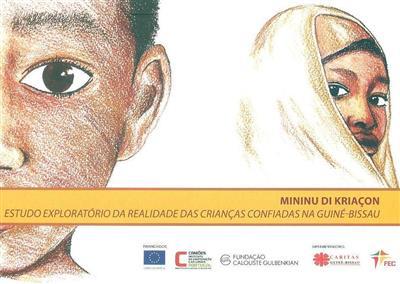Mininu di kriaçon (FEC - Fundação Fé e Cooperação, Sofia Moniz Alves)