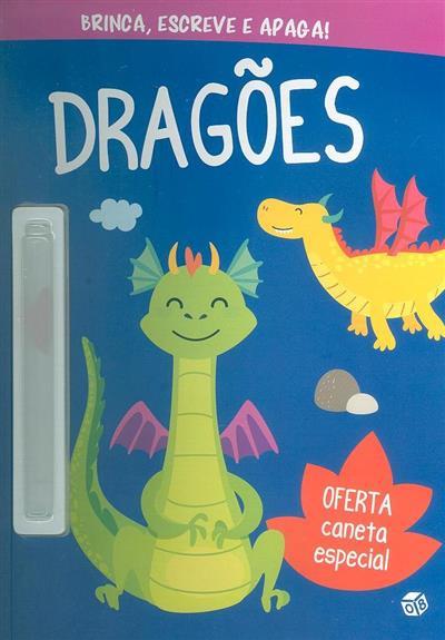 Dragões (il. Vanessa Somekawa)