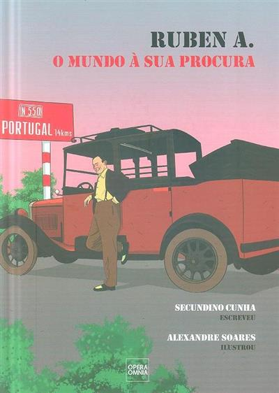 Ruben A. (Secundino Cunha)