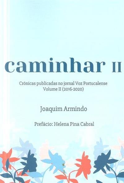 Caminhar II (Joaquim Armindo Pinto de Almeida)