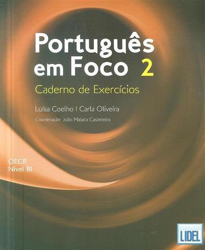 Português em foco 2 (Luísa Coelho, Carla Oliveira)
