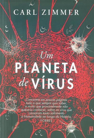 Um planeta de vírus (Carl Zimmer)