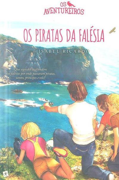 Os piratas da falésia (Isabel Ricardo)