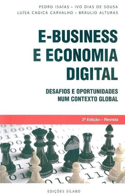 E-business e economia digital (Pedro Isaías... [et al.])