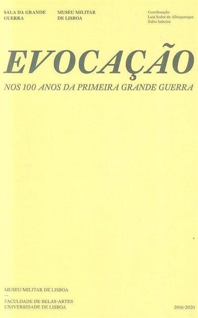 Evocação (coord. Luís Sodré de Albuquerque, Ilídio Salteiro)
