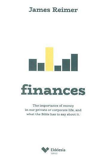 Finances (James Reimer)