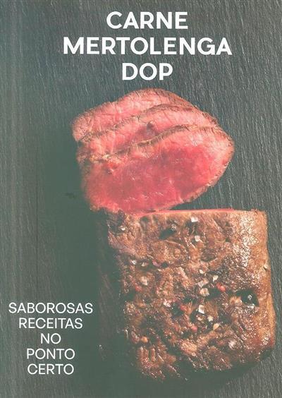 Carne mertolenga DOP (António Nobre)