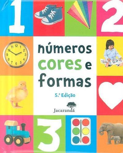 Números, cores e formas