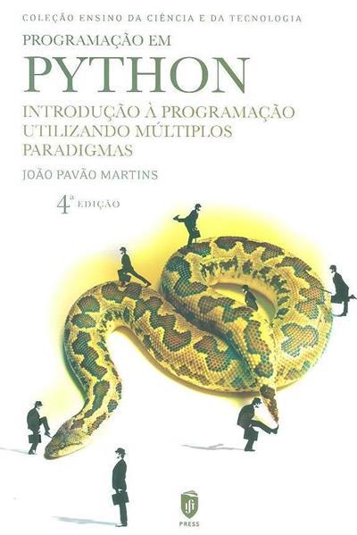 Programação em Python (João Pavão Martins)
