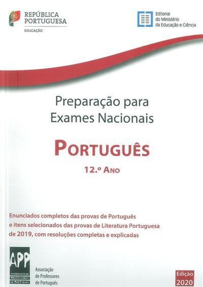 Preparação para os exames nacionais (Associação de Professores de Português)