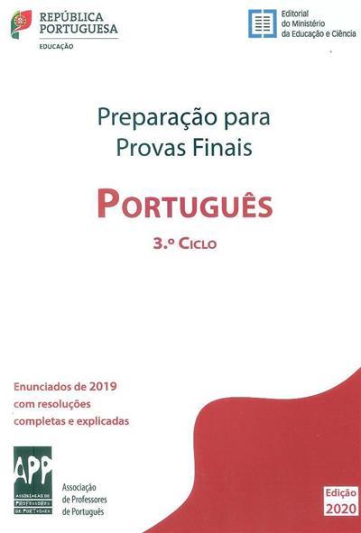 Preparação para os exames nacionais português 3º ciclo, 2019