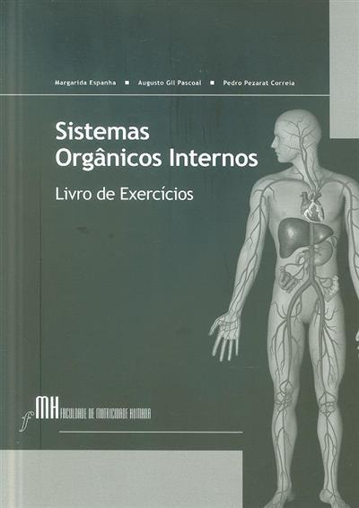 Sistemas orgânicos internos (Margarida Espanha, Augusto Gil Pascoal, Pedro Pezarat Correia)