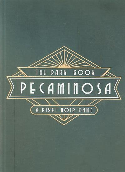 Pecaminosa - The dark book (Lázaro Raposo... [et al.])