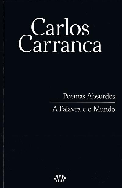Poemas absurdos ; (Carlos Carranca)