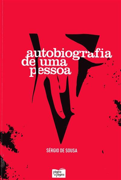 Autobiografia de uma pessoa (Sérgio de Sousa)