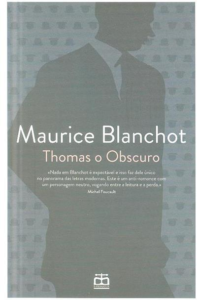 Thomas o obscuro (Maurice Blanchot)