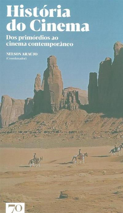 História do cinema (coord. Nelson Araújo)
