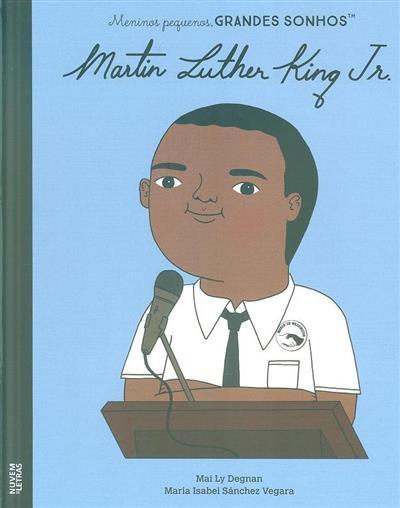 Martin Luther King Jr. (María Isabel Sánchez Vegara)