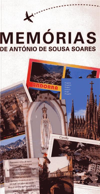 Memórias de António de Sousa Soares