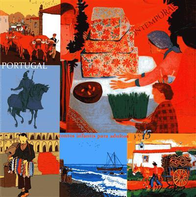 Portugal intemporal, contos infantis para adultos (Fátimadruga)