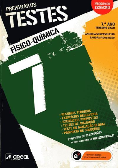 Preparar os testes (Andreia Serrasqueiro, Sandra Figueiredo)