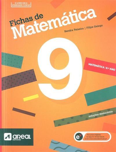 Matemática, 9º ano (Sandra Teixeira, Filipe Galego)
