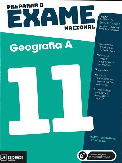 Preparar o exame nacional (Isabel Azevedo Nunes, Maria Teresa Delgado)