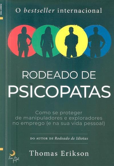 Rodeado de psicopatas (Thomas Erikson)