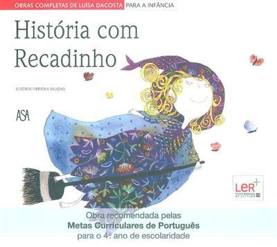 História com recadinho (Luísa Dacosta)