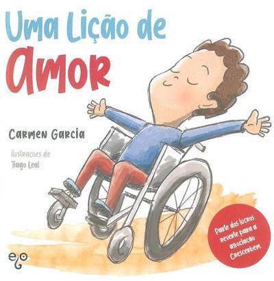 Uma lição de amor (Carmen Garcia)