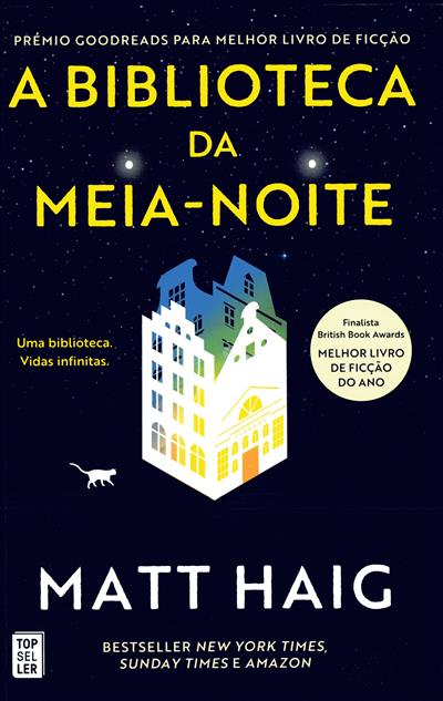 A biblioteca da meia-noite (Matt Haig)