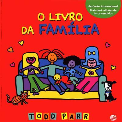 O livro da família (texto e il. Todd Parr)