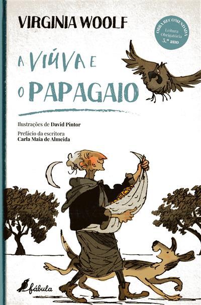 A viúva e o papagaio (Virginia Woolf)