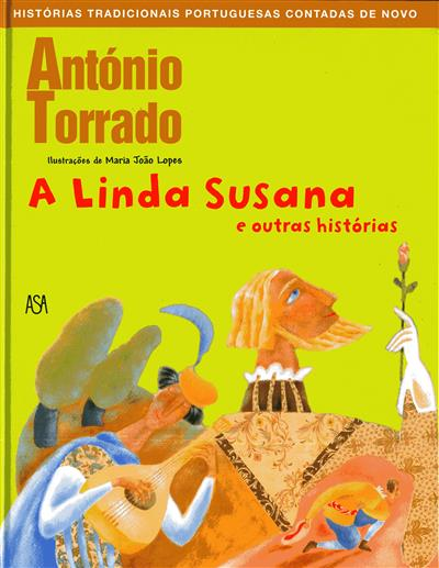 A linda Susana e outras histórias (António Torrado)