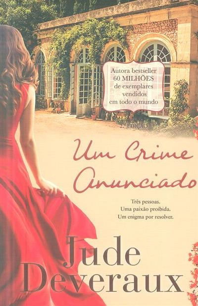 Um crime anunciado (Jude Deveraux)
