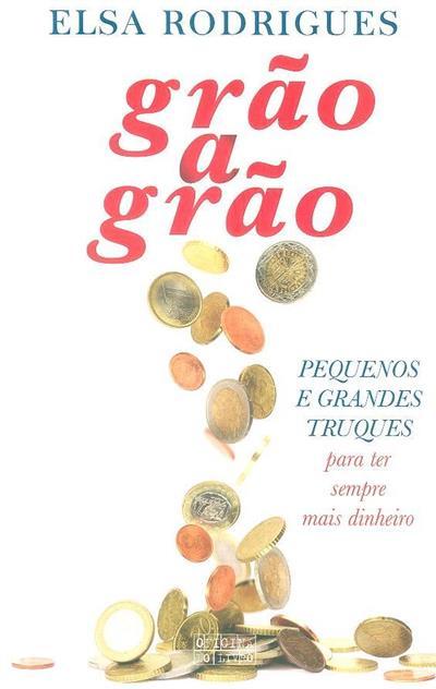 Grão a grão (Elsa Rodrigues)